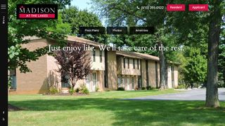 Madison At The Lakes Resident Portal