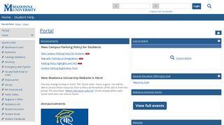 Madonna University Okija Portal