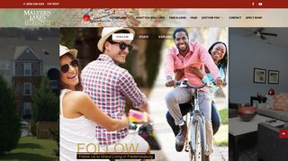Malvern Lakes Resident Portal