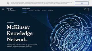 Mckinsey Know Portal