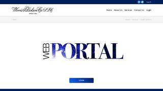 Md Web Portal