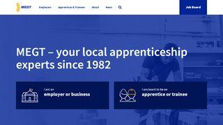 Megt Apprentice Portal