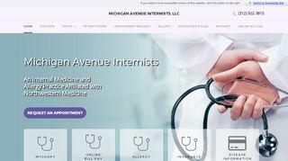 Michigan Avenue Internists Patient Portal