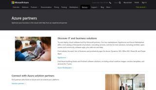 Microsoft Azure Partner Portal
