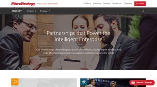 Microstrategy Partner Portal