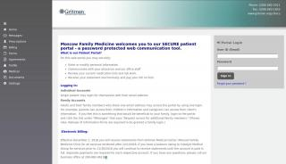 Moscow Family Medicine Patient Portal