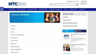 Mtc Student Portal