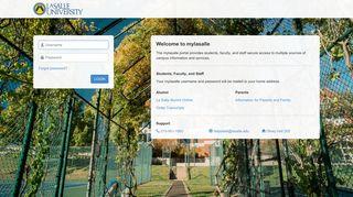 My Lasalle University Portal