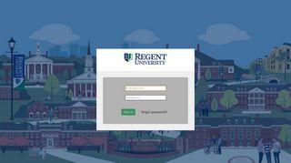 My Regent Student Portal