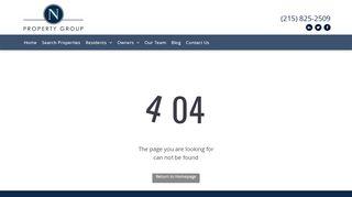 N Property Group Portal