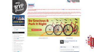 Nanyang Student Portal