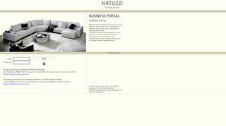 Natuzzi Business Portal