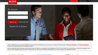 Nc State Admissions Portal
