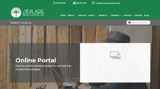 New Age Portal