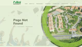 Nilai University Student Portal