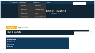 Nmmu Email Portal