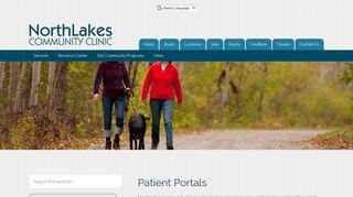 North Lakes Portal