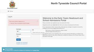North Tyneside Portal