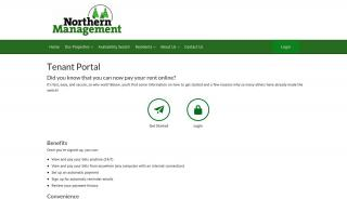 Northern Management Online Portal