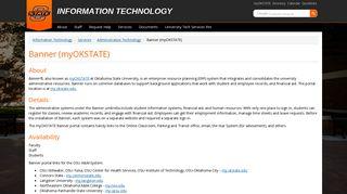 Oklahoma State Portal