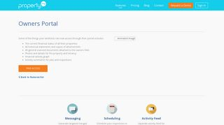 Online Rental Portal