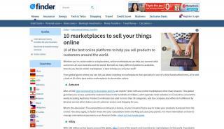 Online Selling Portals