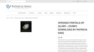 Open Portals Of Glory