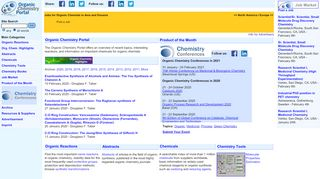 Org Chem Portal