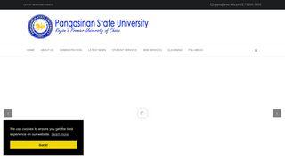 Pangasinan State University Portal