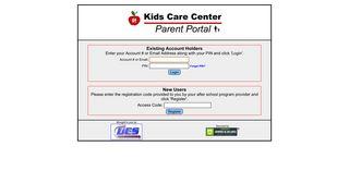 Parent Portal Kcc
