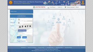 Pavitra Portal Maharashtra Government