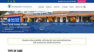 Peace Portal Retirement Home