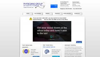 Physician Group Of South Florida Portal