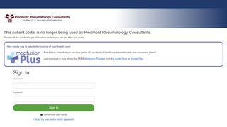 Piedmont Rheumatology Hickory Nc Patient Portal
