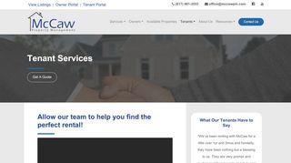 Pmi Mccaw Properties Tenant Portal
