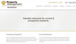 Pmi Midwest Tenant Portal