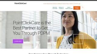 Point Click Care Portal
