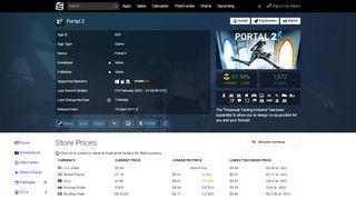 Portal 2 Appid