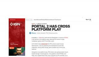 Portal 2 Coop Across Platforms