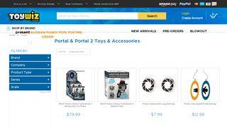 Portal 2 Glados Figure