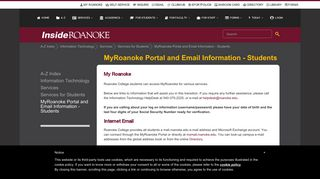 Portal A Email