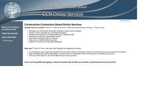Portal Ccb Online