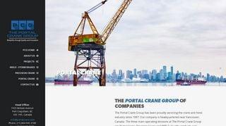 Portal Crane Group