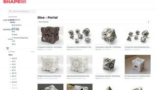 Portal Dice