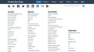 Portal Dos Sites Desportivos