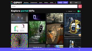 Portal Gif
