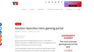 Portal Retro