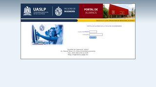 Portal Uaslp