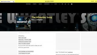 Portal Wheatley Song