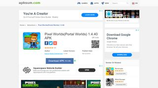 Portal Worlds Apk